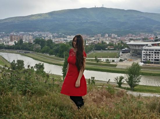 Biljana Gjoneska, Skopje, MK