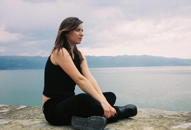 Biljana Gjoneska, Ohrid, MK
